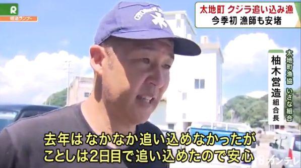 日本人的年度大捕杀,开始了