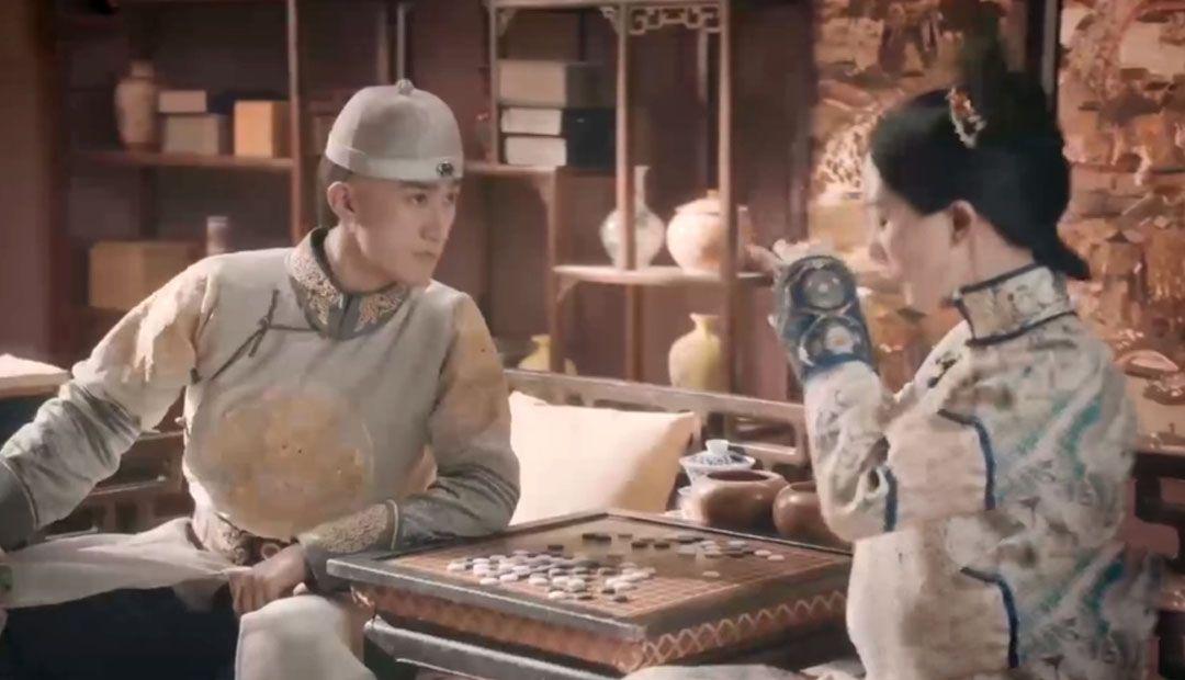 """杨幂再演宫清戏,李治廷服装造型被""""吐槽"""",杨幂演技被""""质疑"""""""