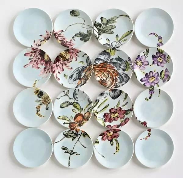太美了!普通的碟子也可以玩出百变的花样