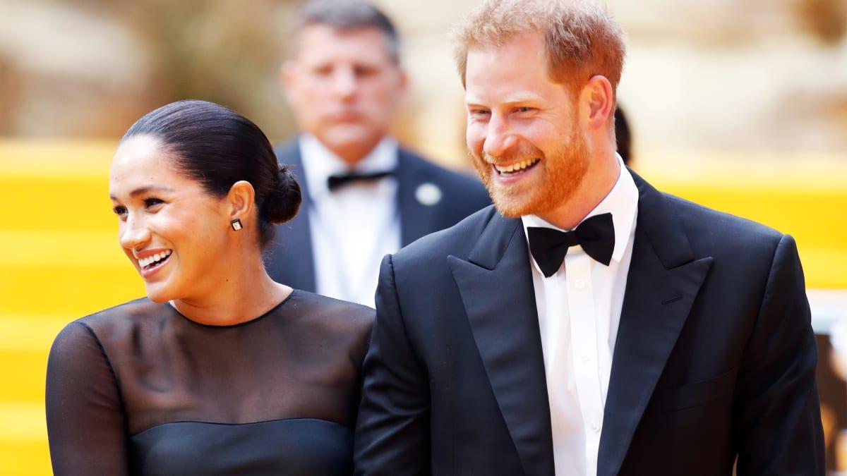 哈里王子和梅根王妃将移居美国?哈里夫妻正在卖力推敲迁居事宜