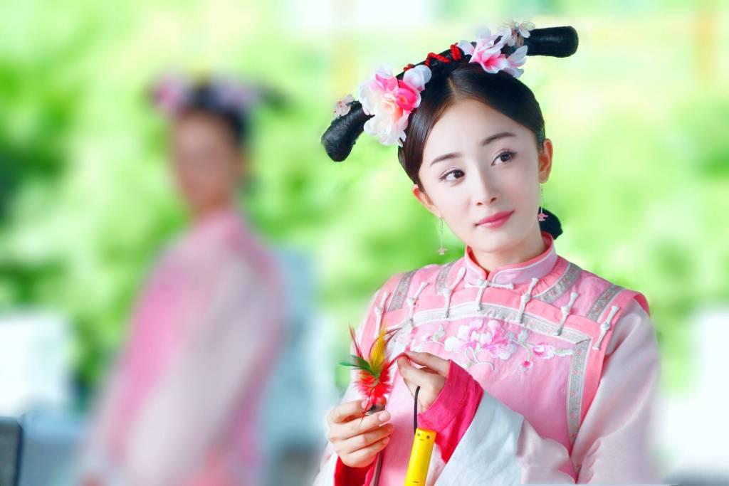 杨幂再战清宫戏,经典令妃角色她能否驾驭?