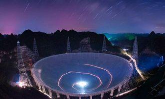 中国天眼接收到宇宙深处的信号,重复几十次,那会是什么?