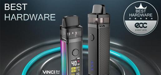 VOOPOO VINCI电子烟设备诠释用户价值
