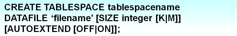 Oracle数据库常用十一大操作指令