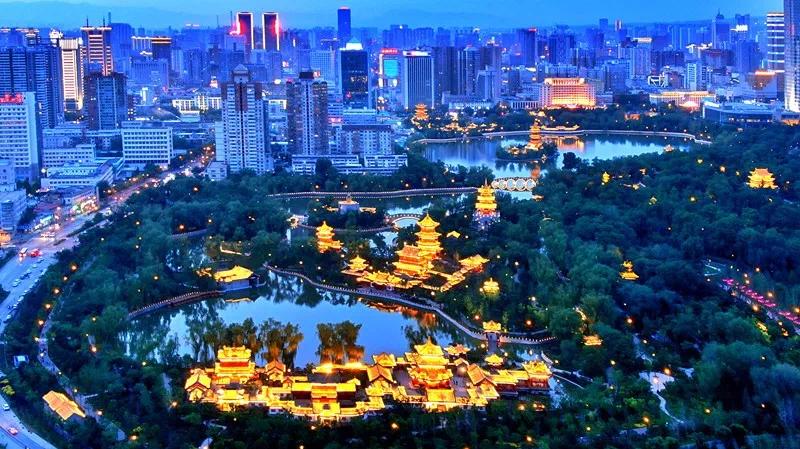 唐风晋韵,锦绣龙城!太原市总体城市设计方案亮相!