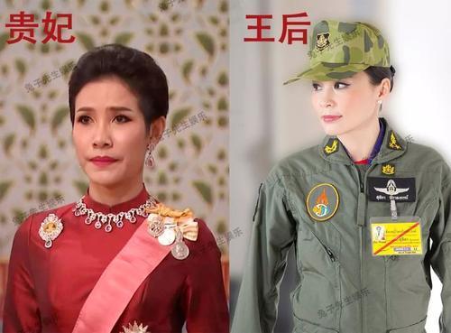 原创            泰国贵妃诗妮娜照片发布后,让网站瘫痪,21张美照尽显传奇人生