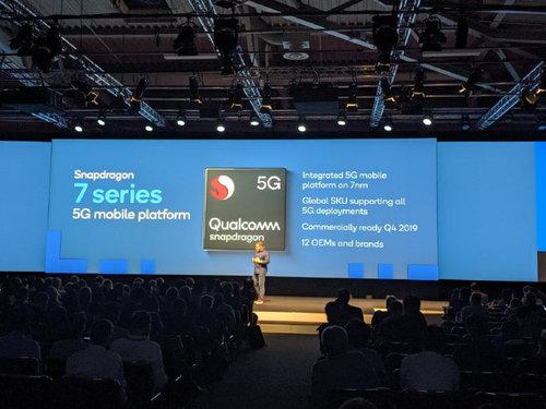 高通宣布全新骁龙5G集成芯片 OPPO确认首发