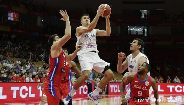 美国男篮又输了!连第二名都没了,塞尔维亚大胜,再获世界第一