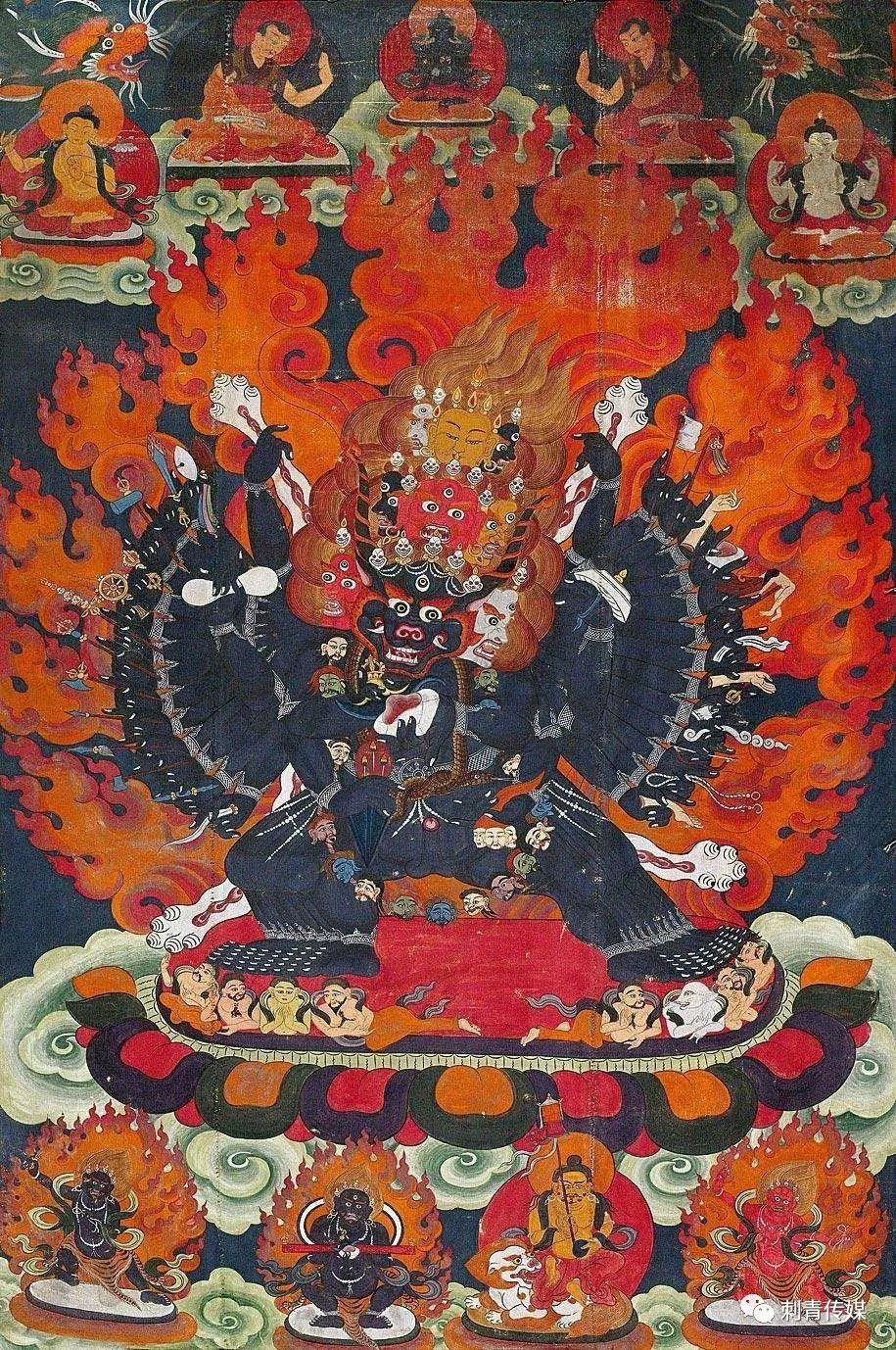 佛教四大护法八大金刚