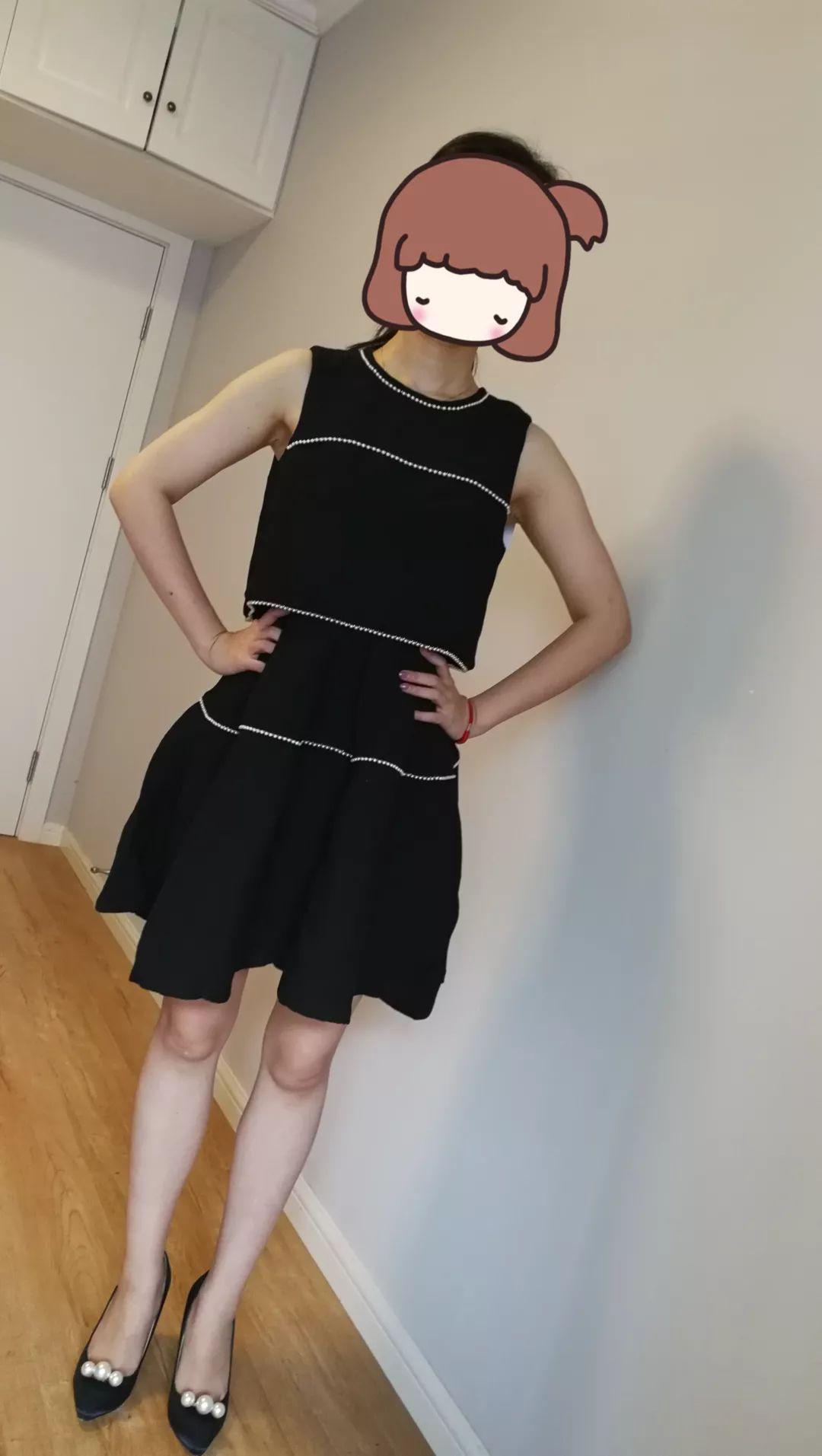 我和高贵姨妈_网红上新测评:有的裙子看上去很甜,穿上后很苦!_卢洁云