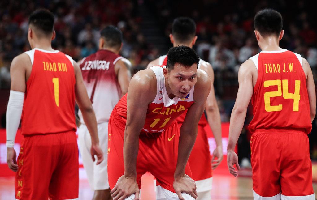 这支中国男篮,可能欺骗了整个世界!