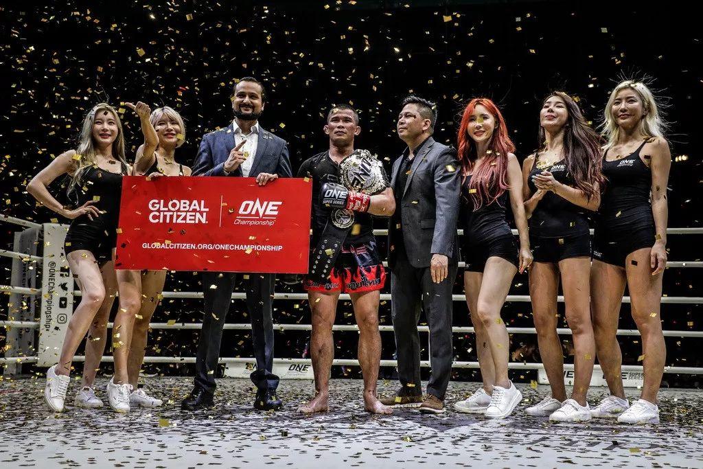2019年9月6日ONE冠军赛 侬奥vs德尔瓦 [视频] Nong-O vs. Delval