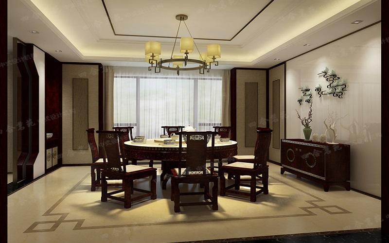 中式厨房装修 一种说不出道不明的体验感受