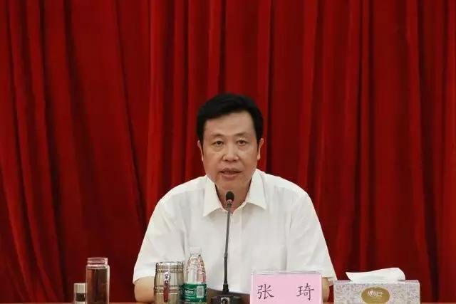 海南省委常委张琦突然落马,被查当天仍现海南媒体头版头条