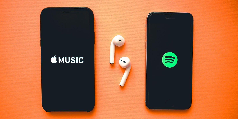 流媒体音乐服务每月在美国新增100万用户