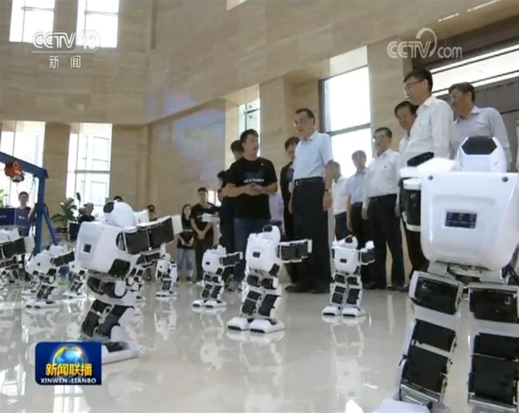 解码乐聚机器人:一支年轻科创团队的破茧成蝶