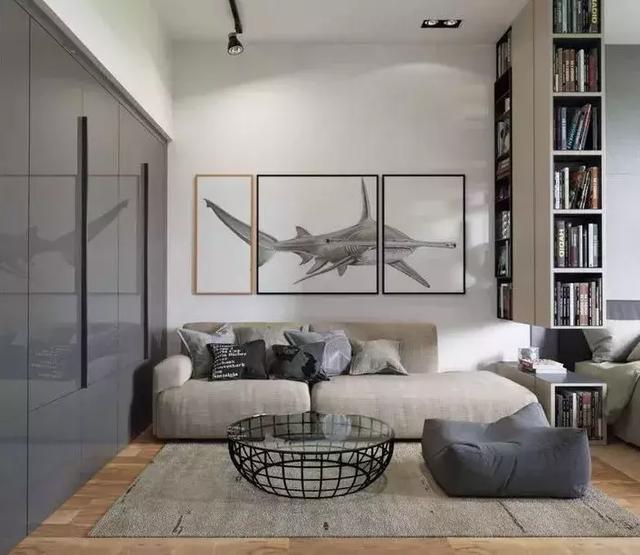 1㎡衣帽间、1㎡书房、1㎡仓库...家就是这样越住越大的