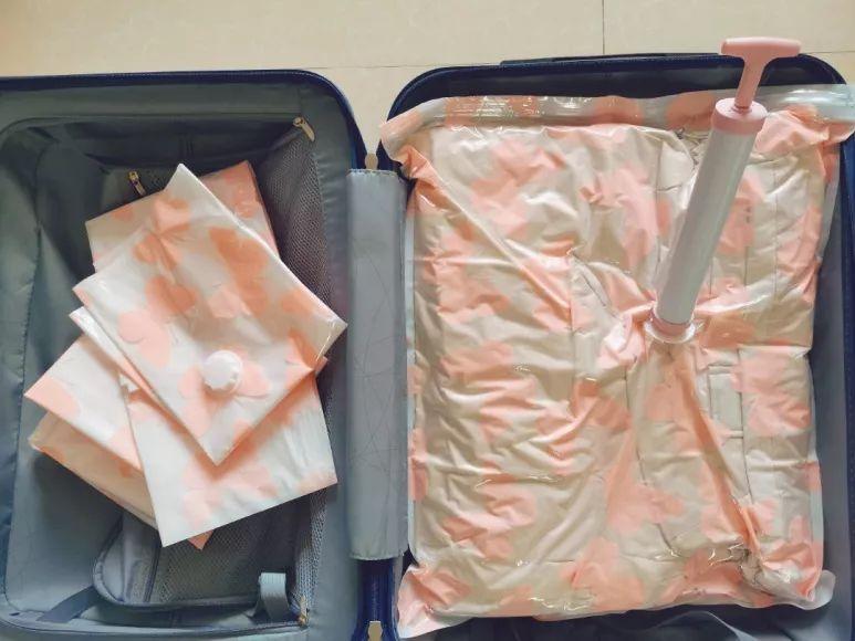 9月将去英国留学,我的50kg行李箱里都放了什么?