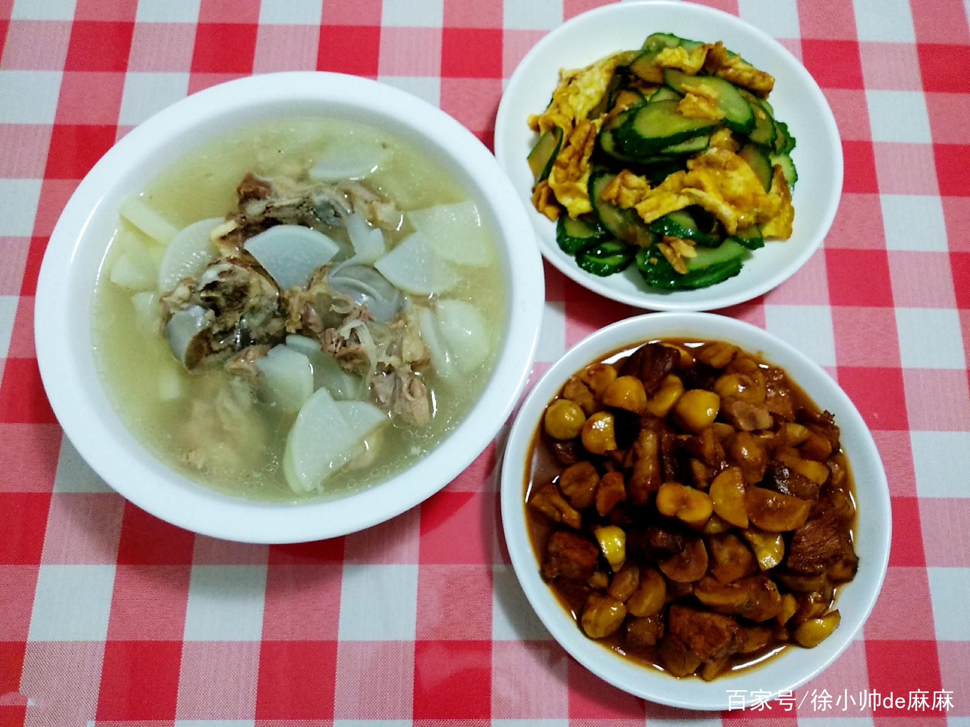 <b>开学季的第一个星期,给孩子做的午餐,1荤1素1汤,5天不重样!</b>