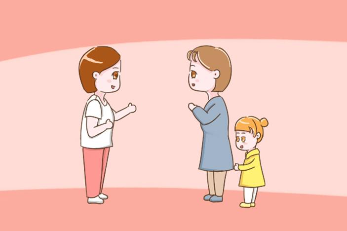 超市里,年轻妈妈的行为引狂赞,网友:这才是家教的最高级别