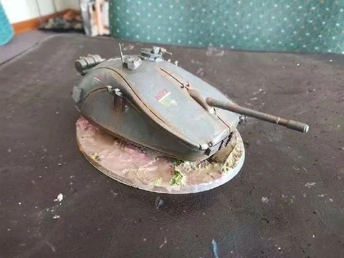 你从未见过的鼠式坦克!