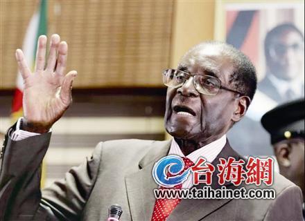 """津巴布韦""""国父""""穆加贝逝世"""
