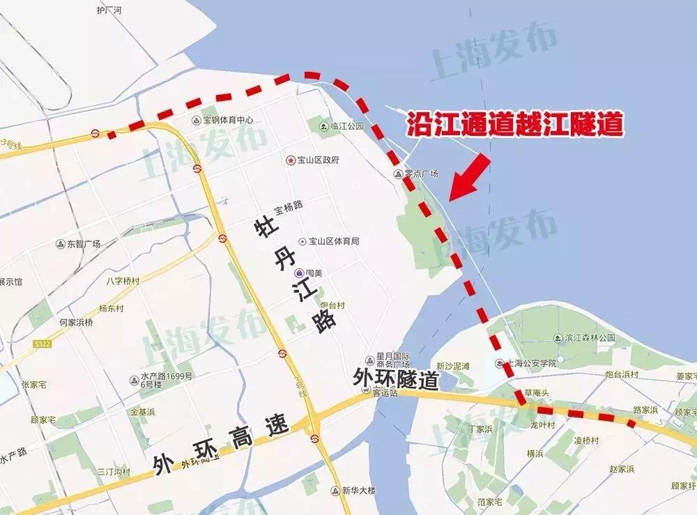 <b>21号线、S3高速、沿江通道……临港新片区一大波利好</b>