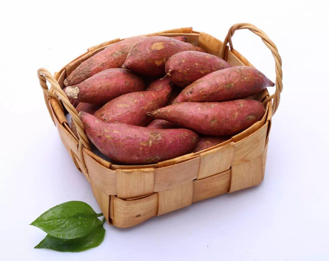 红薯片图片