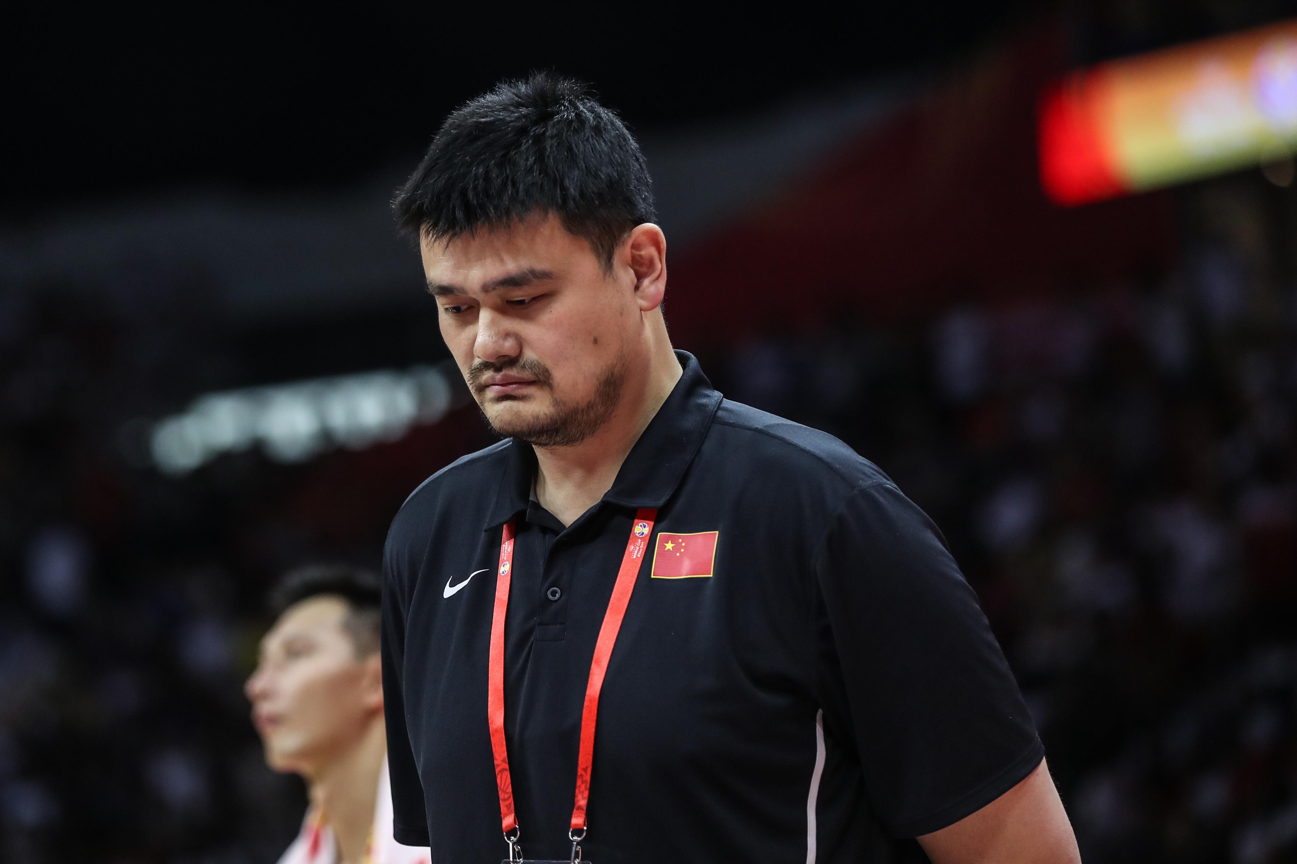 篮球——小组赛第二阶段:中国队负于尼日利亚队