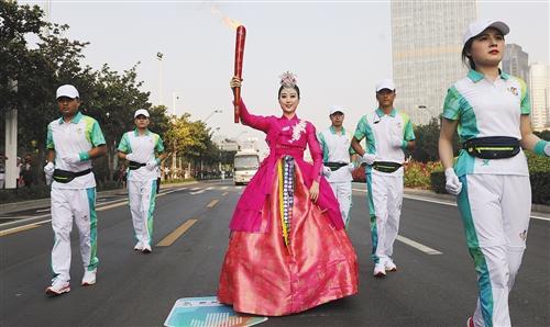 经济日报:全国少数民族传统体育运动会今日