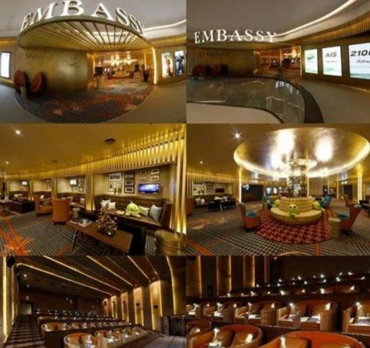 3500泰铢一场的泰国奢华电影院里都有些什么?