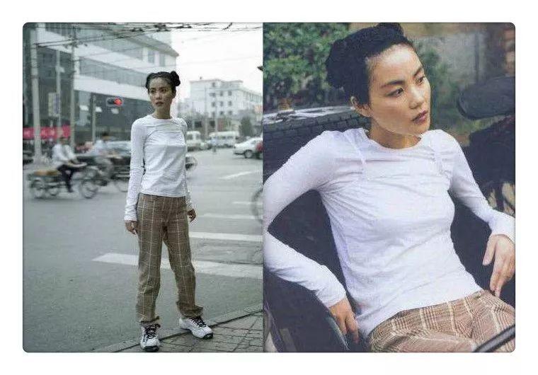 王菲终于现身,bob头配连体裤又美又酷,50岁年龄看起来只有20岁