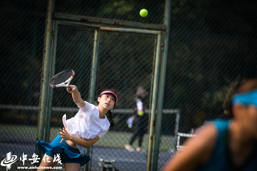2019合肥网球公开联赛正式开赛