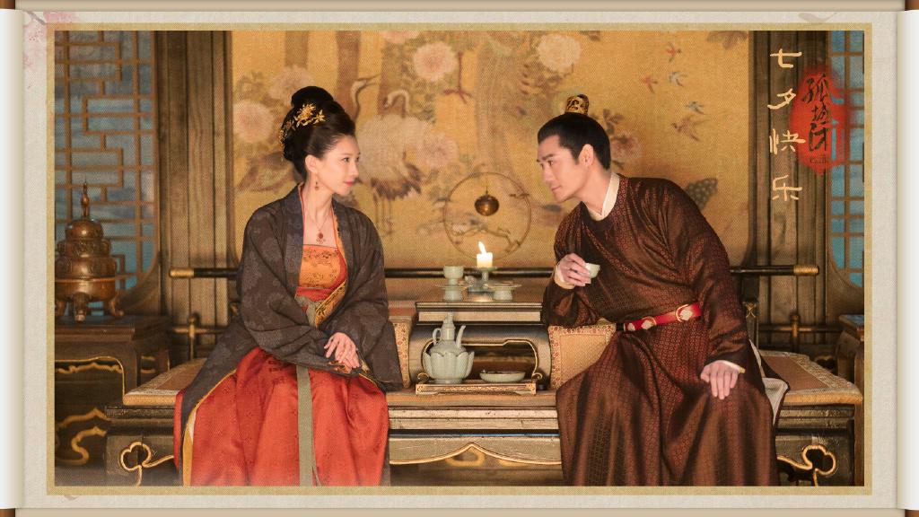 王凯《孤城闭》未播先火,演员威望超强大年夜,公主赵徽柔灵动心爱