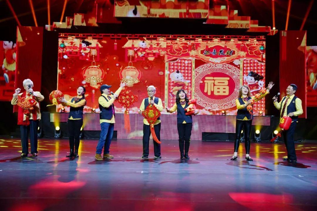综艺快讯 2020年安徽省老年春节联欢晚会 开始报名