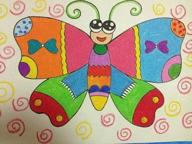 幼儿园儿童范画大全,范画绘画教程 值得一学