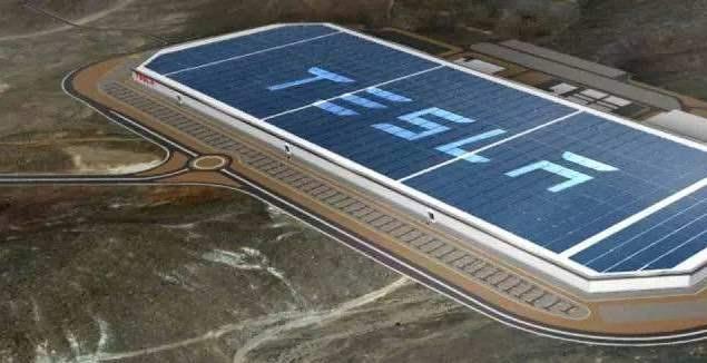 对未来未雨绸缪 特斯拉或将自建电池生产线(第1页) -