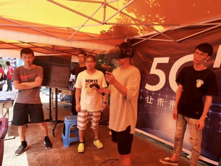 5G进校园,东莞理工学院成全市首个5G试点院校