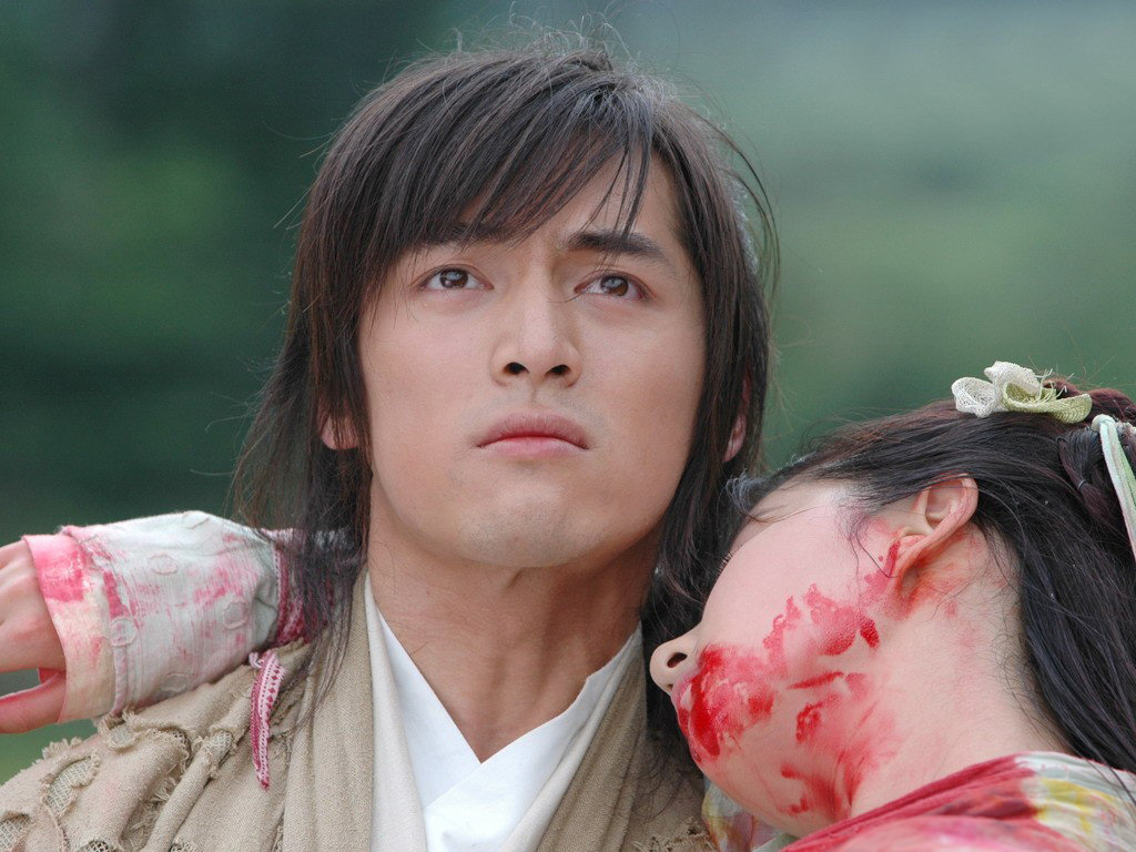 亦歌怎么了_胡歌毁容了吗前后对比,最终没能跟刘亦菲走到一起原因