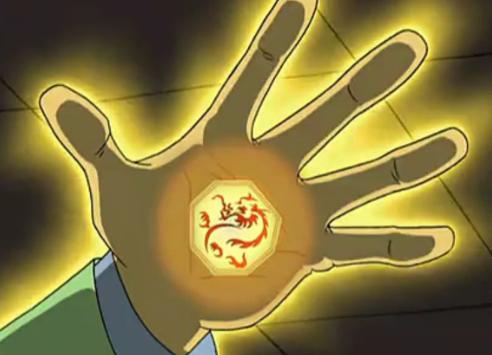 谁还记得成龙历险记中使用频率最高的符咒,龙竟不是第图片