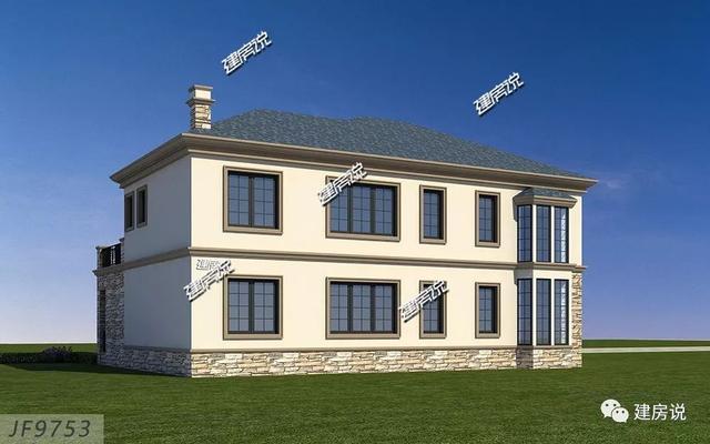 建房说图纸欧式二层别墅v图纸图片太原别墅潮流聚会派对图片