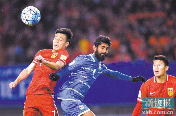 国足:下一站,马尔代夫 目的不是旅游,是赢球