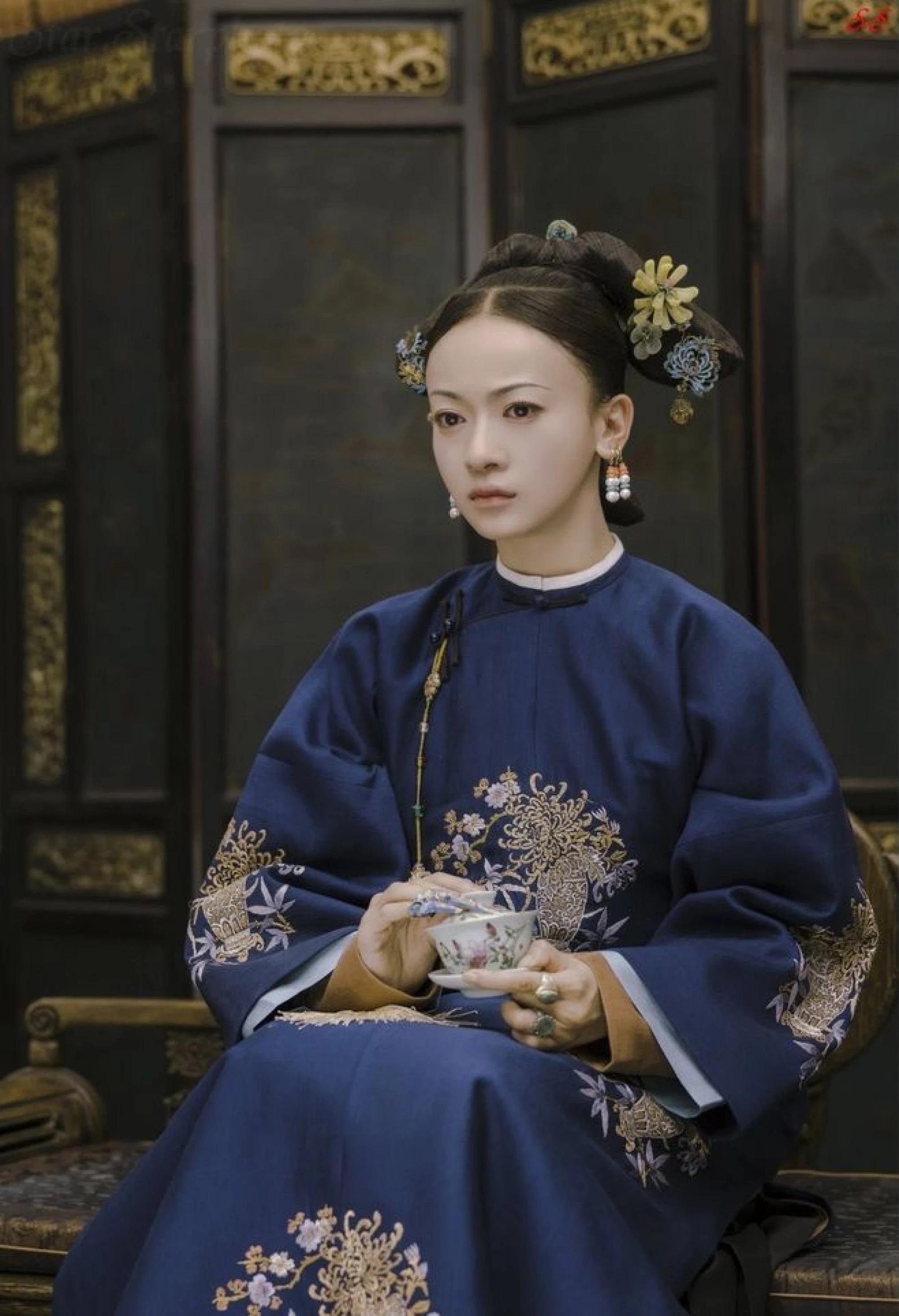 4个版本令妃最美是杨幂,不过剩下几位颜值也是特别高