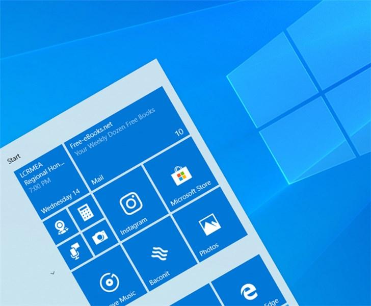 微软Windows1020H1预览版18975更新内容:Cortana窗口变化