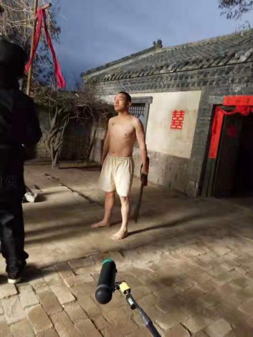 杨轶然主演《太行之脊》入选献礼祖国70周年华诞百日展播精选剧目