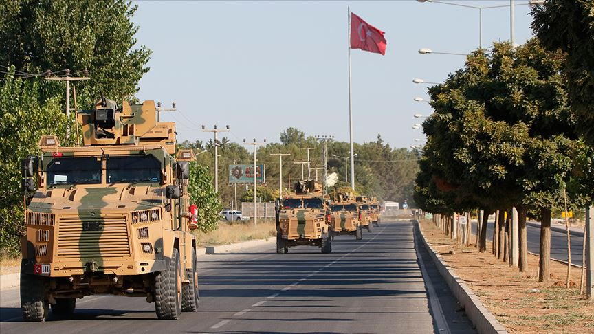 叙利亚不再忍让,突然猛烈炮轰土耳其军队:侵略者的代价!