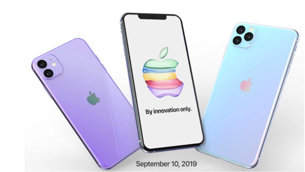 【动点播报】iPhone11新设计曝光,华为P40或搭载鸿蒙