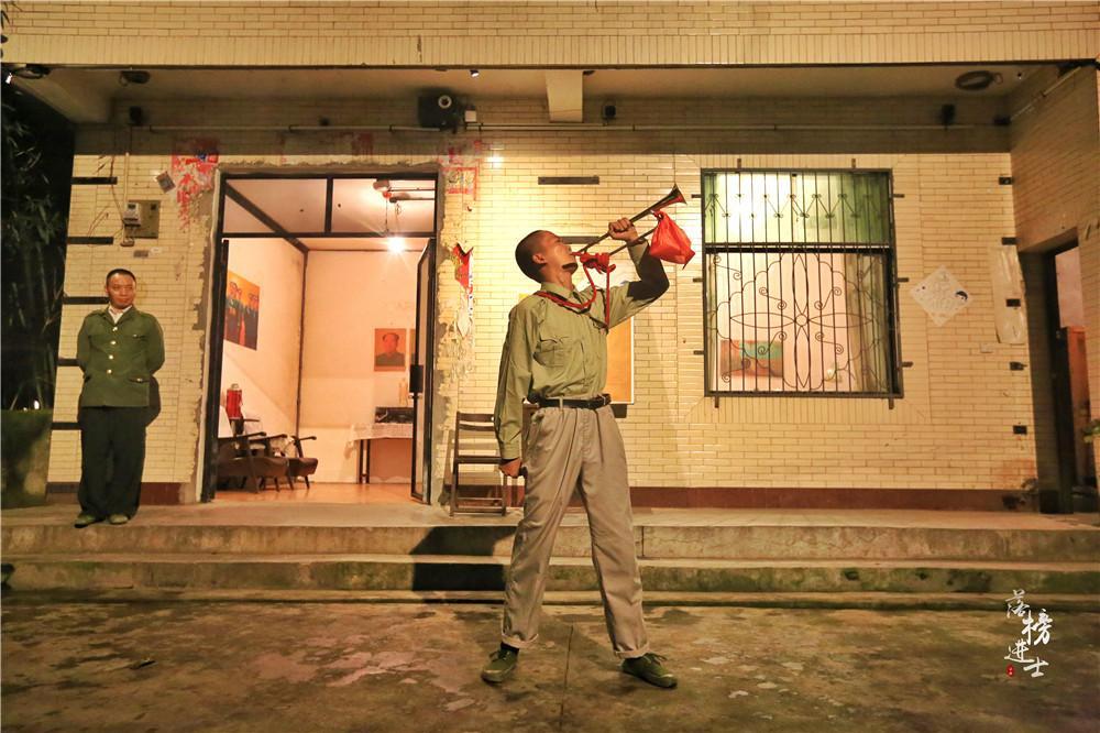 王潮歌《只有峨眉山》全球首演,一座戲劇幻城,看完全劇要六天