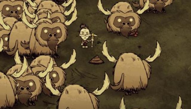 原创            没有尊严的游戏 饥荒被中国玩家变成开心牧场?