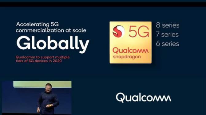 可选的5G手机太少?别着急,一大波新机在路上